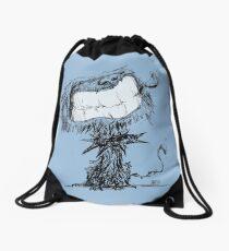 Scruffy Dog Drawstring Bag