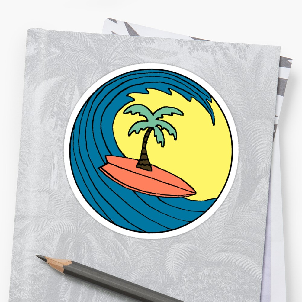 Surf's up by bkidesigns