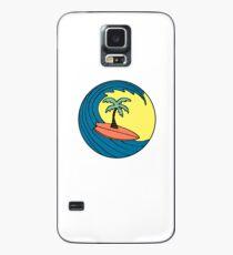 Surf's up Case/Skin for Samsung Galaxy