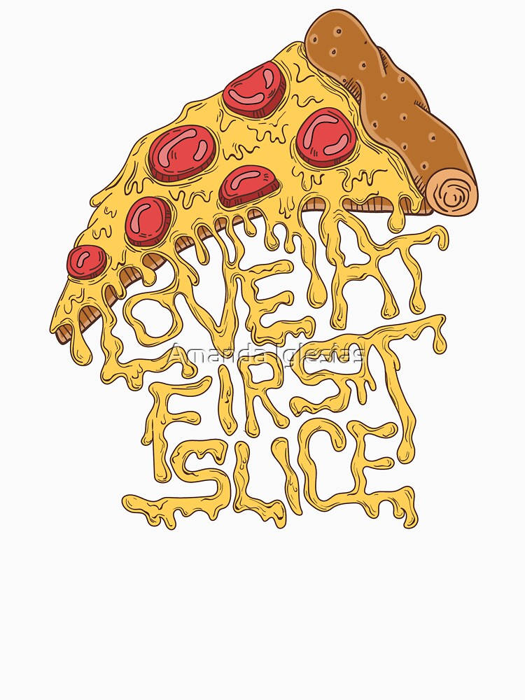 Love at First Slice by strangecity