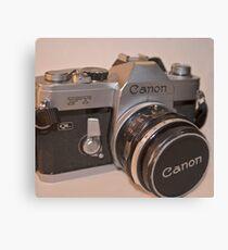 Canon FT QL Canvas Print