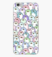 Pinguin Snuggles iPhone-Hülle & Cover