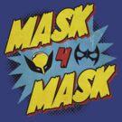 Mask for Mask by Cheyne Gallarde