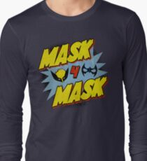 Mask for Mask Long Sleeve T-Shirt