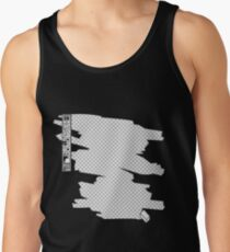 Photoshop Eraser Tank Top