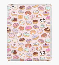 Vinilo o funda para iPad Mmm ... ¡Donuts!