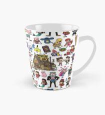 Cute Gravity Falls Doodle Tall Mug