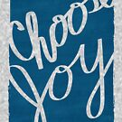 Choose Joy Denim by Janelle Wourms