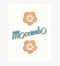 Mocambo Art Print