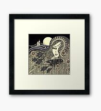 The Morrigan Framed Print