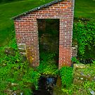 Old Spring House by ericseyes