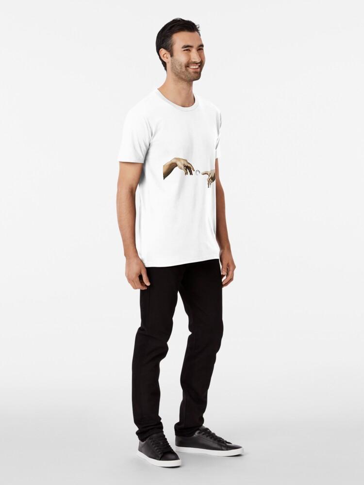 Alternative Ansicht von Hände Gottes Premium T-Shirt