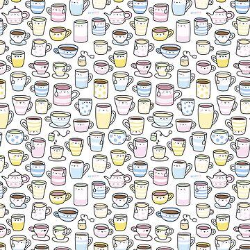 ¡Es la hora del té! de KiraKiraDoodles