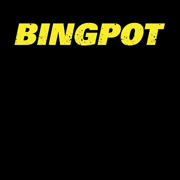 Brooklyn Nine Nine Bingpot Shirt by Clort