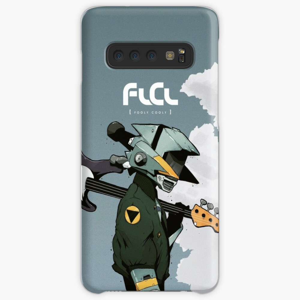 FLCL Canti Anime Phone Case Case & Skin for Samsung Galaxy