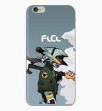 Vinilo o funda para iPhone FLCL Canti Anime Funda para teléfono