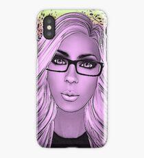 True Beauty Dakimakura,  The Lady of Dreamland  iPhone Case