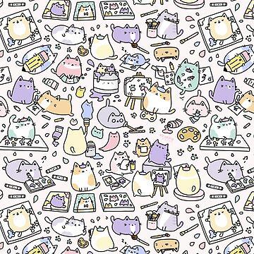 ¡Gatos de Artsy! de KiraKiraDoodles