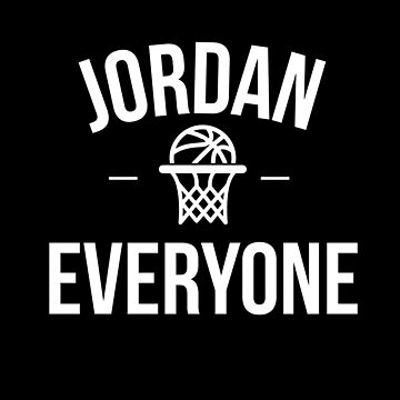 Jordan Over Everyone by RYUKEN