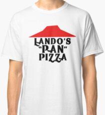 "Lando ""Pan"" Pizza Classic T-Shirt"