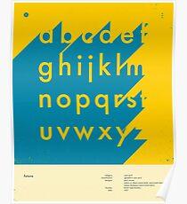 FUTURA (lower) Poster