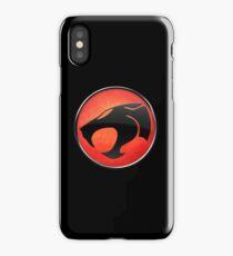 Thundercats Logo iPhone Case