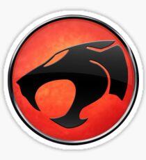 Thundercats Logo Sticker