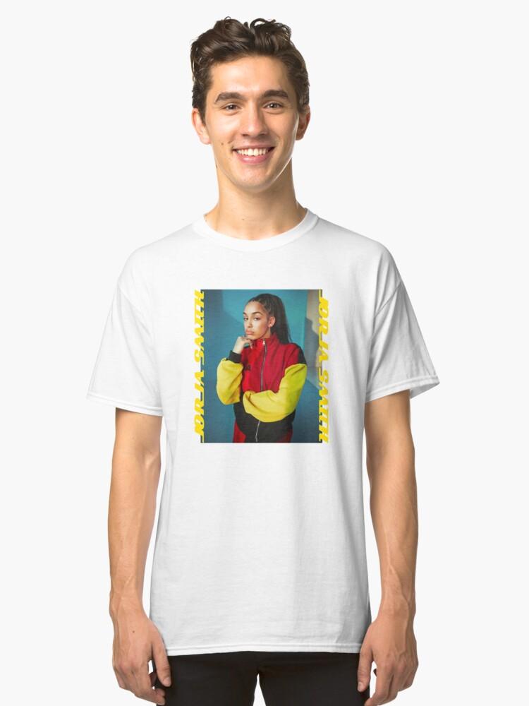 JORJA SMITH Classic T-Shirt Front