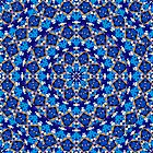 Abstract Mandala Pattern by TMarchev