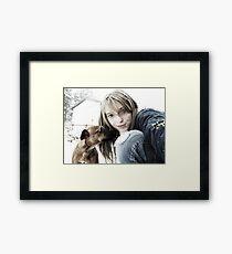 Fallon Framed Print