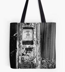 Old Pump Tote Bag