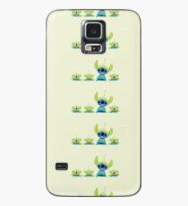 Aliens unite Case/Skin for Samsung Galaxy
