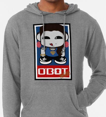 Naka Do O'BOT Toy Robot 2.0 Lightweight Hoodie