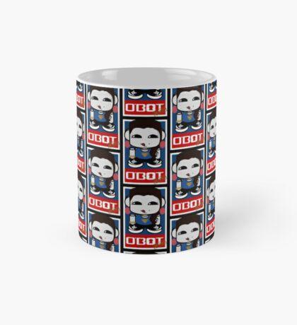 Naka Do O'BOT Toy Robot 2.0 Mug