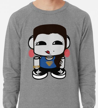 Naka Do O'BOT Toy Robot 1.0 Lightweight Sweatshirt