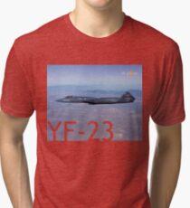PHOTO101A Tri-blend T-Shirt