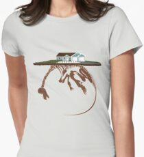 Picket Fence Women's Fitted T-Shirt