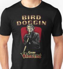 BIRD DOGGIN GENE VINCENT Unisex T-Shirt
