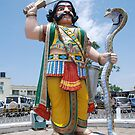 Mahishasura, Mysore, India by AravindTeki