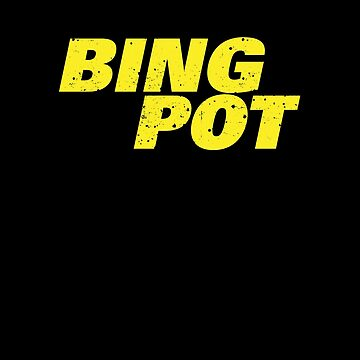 Brooklyn Nine Nine Bingpot T Shirt by Clort