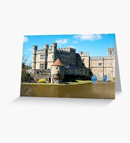 Leeds Castle: Kent UK Greeting Card