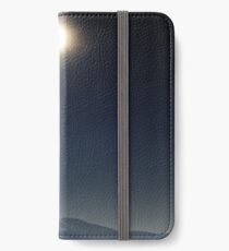 Lonely sun iPhone Wallet/Case/Skin