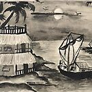 Mono landscape by tanmay