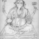 Lord Ganesh by tanmay