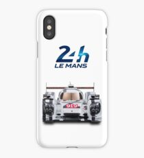 Porsche and the 24 Hours of Le Mans iPhone Case