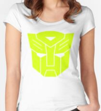 Autobots Women's Fitted Scoop T-Shirt
