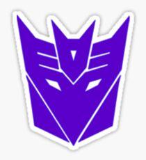 Decepticons Sticker