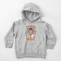 Five Nights At Freddy's Pizzeria Multi-Character Toddler Pullover Hoodie