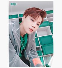 NCT 127 Johnny Poster