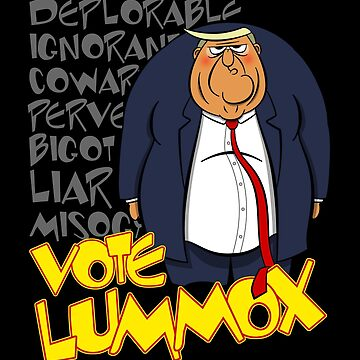 Vote Lummox by jayveezed